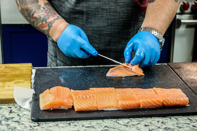 Savoring Salmon Starts With Supporting Healthy Fish