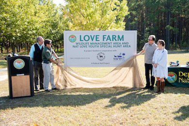 Preserving the Integrity of Love Farm for Youth Recreation