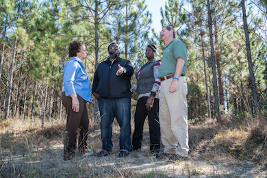 McSEED Community Forest: Combining Sustainable Forestry With Economic Development