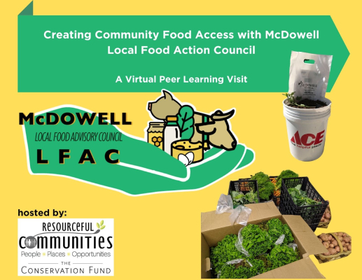 Creating Community Food Access