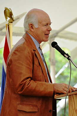 Former TCF President John Turner. Photo by USFWS.