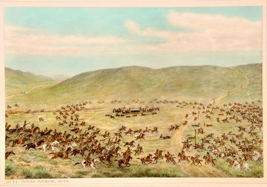 battle of red buttes