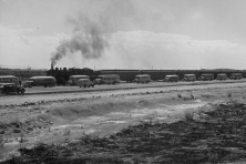minidoka japanese internment camp arrival by train 6