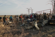 Upper Ouachita tree planting preparation 500x333