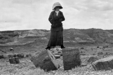petrified forest arizona historic photo NPS flickr 645x430