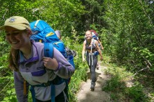 Pacific Crest Trail Project Page