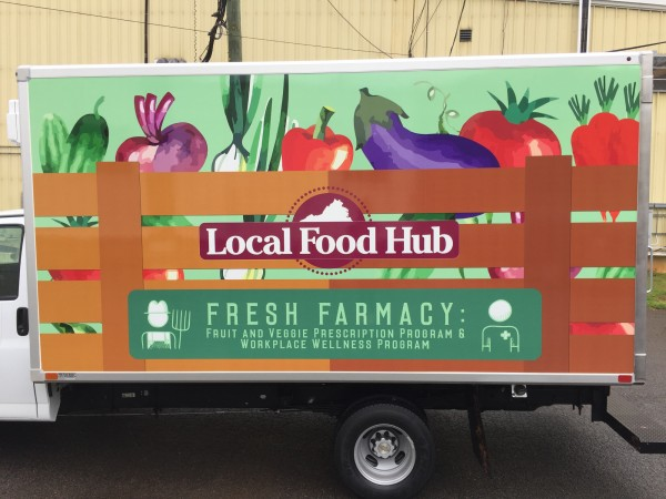 Transporting Healthy Food Grant Program | The Conservation Fund
