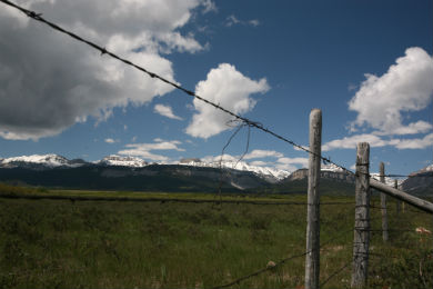 Rocky Mountain Front Acquisition Benefits Ranching Family