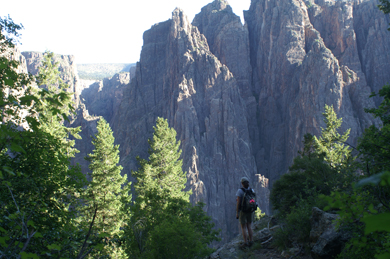 New Access at Black Canyon of the Gunnison National Park