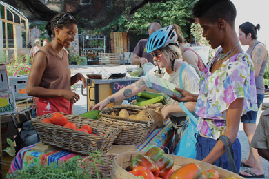 Grants Help Increase Healthy Food Access