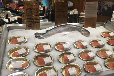 The Conservation Fund Partners With Wegmans Food Markets To Promote Local, Sustainable Salmon