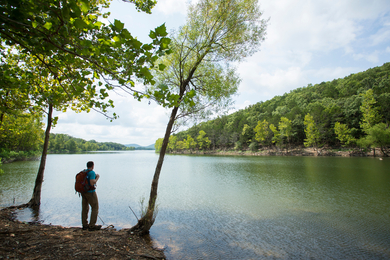 Improved Recreational Access in Mark Twain National Forest