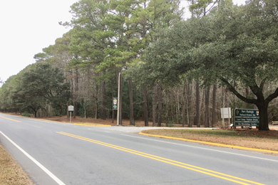 20 Acres Protected Near Fort Raleigh National Historic Site