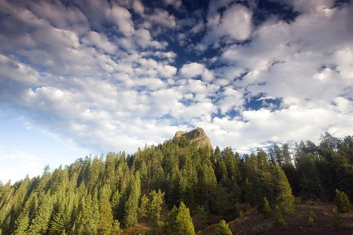 Clouds Over Cascade-Siskiyou National Monument. Photo by Todd Kaplan