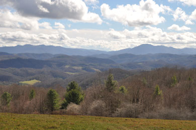 Conserving The Ridges Of The Southern Blue Ridge