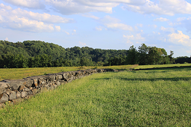 First State National Monument in Delaware.  Photo by Whitney Flanagan, The Conservation Fund.