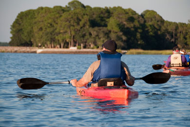 Kayaking in South Carolina. Photo by Graham Dean/Flickr