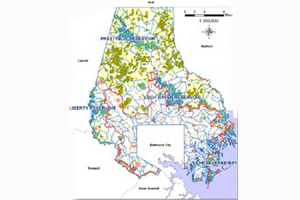 Optimizing Farmland Protection in Baltimore County