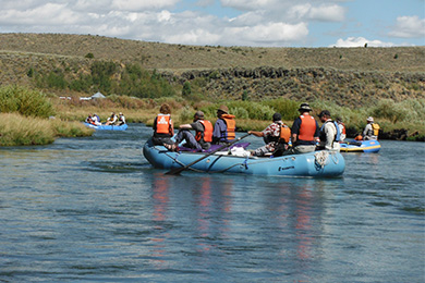 Blackfoot River Special Recreation Management Area
