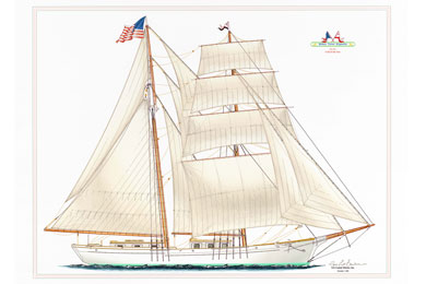 How We Helped Build a Historic and Sustainable Tall Ship in California