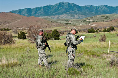 Preserving Habitat While Maintaining Military Readiness—Camp Williams, Utah
