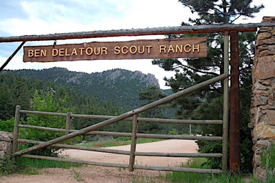 Ben Delatour Scout Ranch