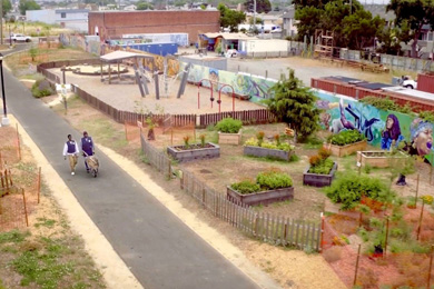 Expanding A Vibrant Public Park In Richmond, California
