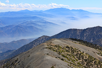 Mt. Baldy. Photo by Josh McNair.