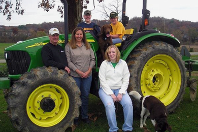 Stacy Family Farm Grows With NCIF