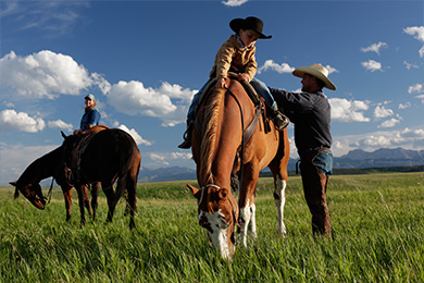 Conservation Tools Help Montana Ranchers Realize a Dream