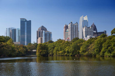 Atlanta Green Space Assessment