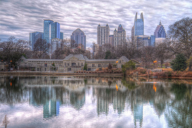 Piedmont Park. Photo by Joiseyshowaa/Flickr