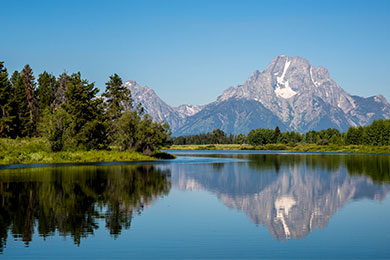 Grand Teton National Park and Jackson Hole, WY