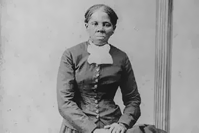 Photograph of Harriet Tubman. Photo courtesy Library of Congress