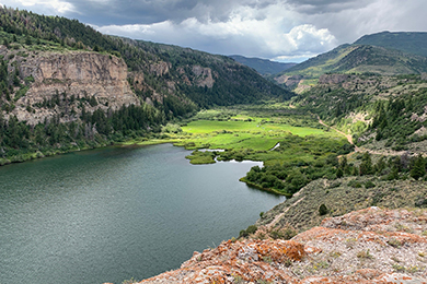 Saving Colorado's Sweetwater Lake