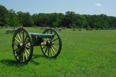 Shiloh Civil War Battlefield. Photo by Allen Gathman/Flickr
