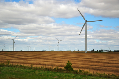 Strategic Mitigation for Wind Energy In the Midwest