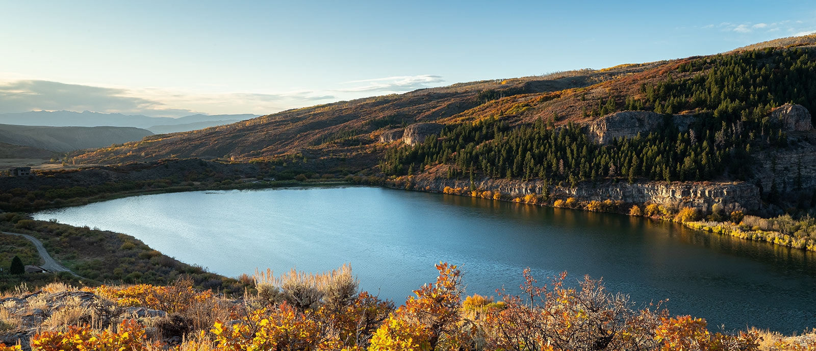 Saving Sweetwater Lake in Colorado